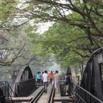Mirties geležinkelio tiltas per Kwai upę