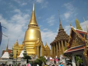Tailando Valdovų rūmų maža dalelė